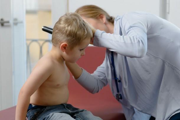 Fieber bei Kindern - Kinderärztin Graz