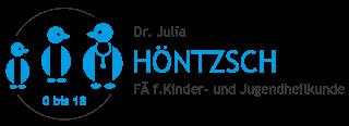 Logo Kinderarzt Graz Eggenberg Dr. Julia Höntzsch