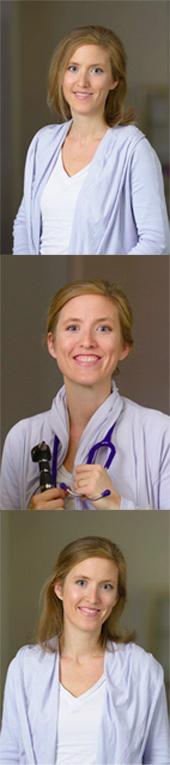 Dr. Julia Höntzsch Kinderärztin Eggenberg